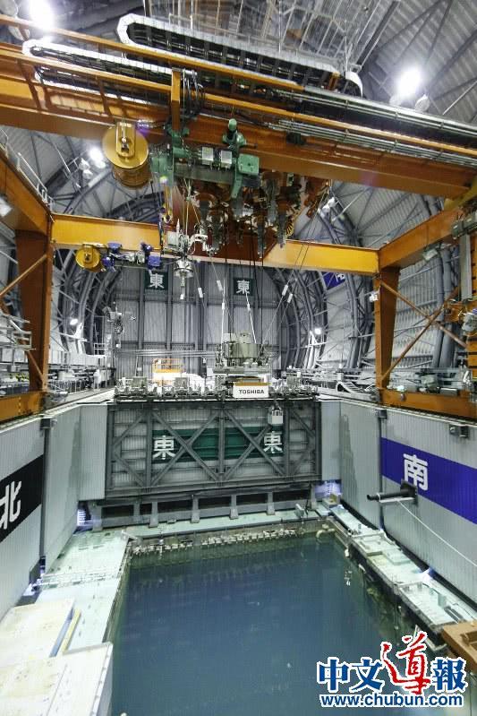 推迟4年多日本开始取福岛核电三号机燃料棒