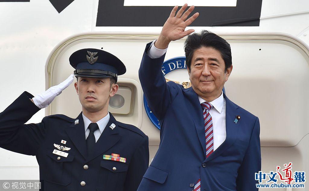 日本首相安倍晋三10月25日至27日正式访华