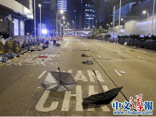 香港观察:撕裂的香港 该如何修补