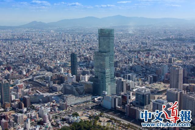 祝!日本第一高楼阿倍野HARUKAS一周年生日快乐