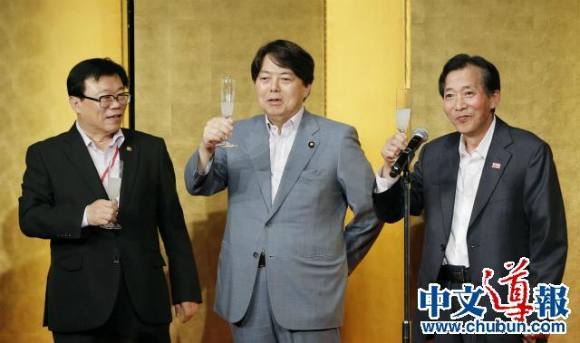 中日韩首脑会议预定10.31日举行