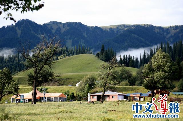 大美新疆:从伊犁河谷到锡伯古城