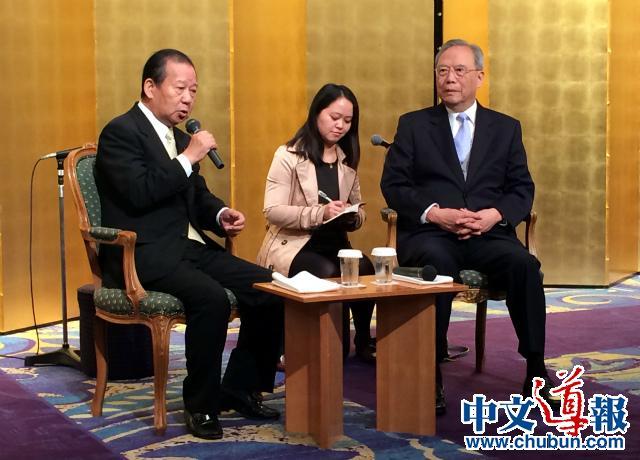 曾培炎访日出席CEO峰会 博鳌会成立促日中韩交流