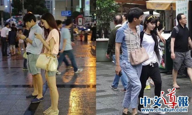 媒体刊文:中国男人外表配不上中国女人