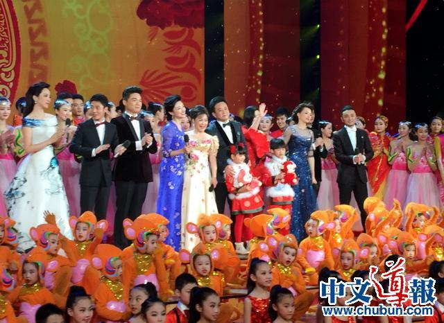 郑世伟:现场体验春晚气氛感受文化魅力
