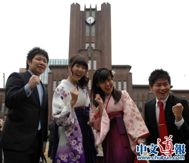 在日外国留学生首破20万 中国占比跌破5成
