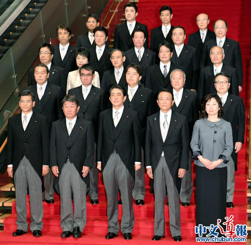 改组内阁真能挽救安倍政权吗?