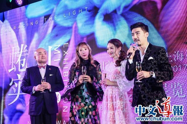 众星闪耀,蜷川实花中国大陆首展惊艳上海