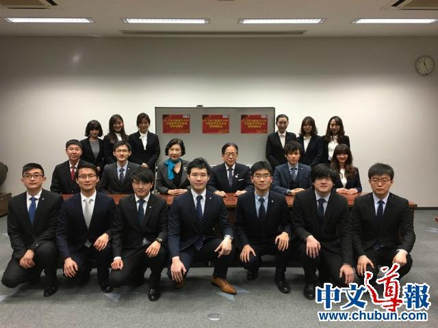 大阪齿科大学中国留学生学友会举办2018年春节联欢会