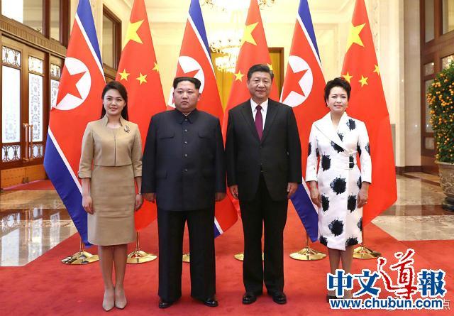 80后金正恩实际主导了朝鲜半岛变局