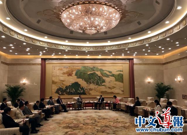 全华联不忘初心:组团拜访北京五大部委
