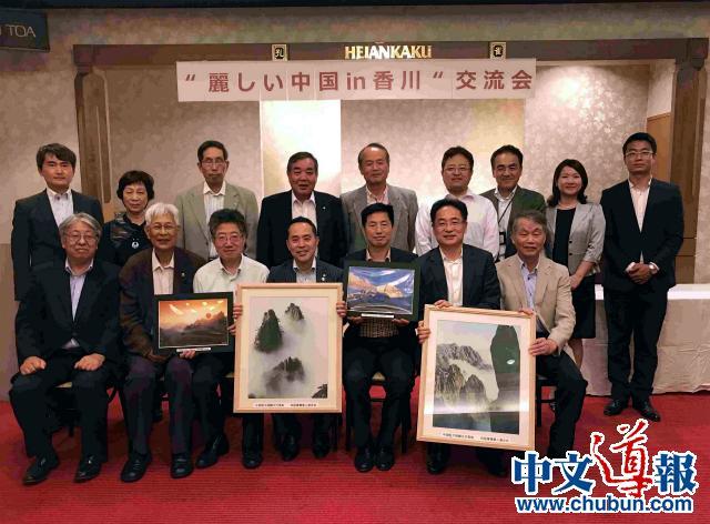 美丽中国走进香川:推广中华美食感受旅游魅力