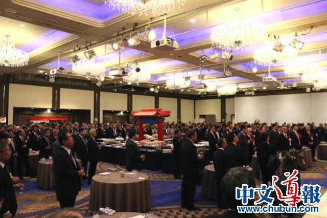 长崎与中国友好交流纪念大会:回顾历史、展望未来