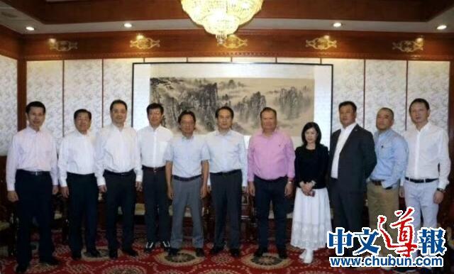 日本江苏总商会成立在即 理事会发倡议书