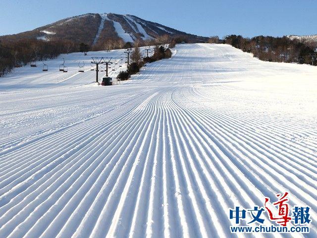 中国人赴日滑雪热潮遍及日本