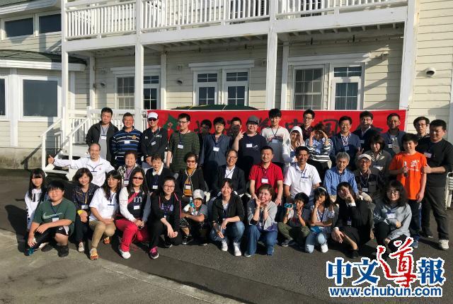 北海道中国会举办第六届支援留学生海边烧烤交流会