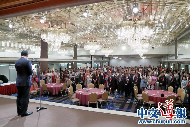 心系神洲故土 同庆祖国华诞:中部日本华侨华人联合举办盛大国庆晚会