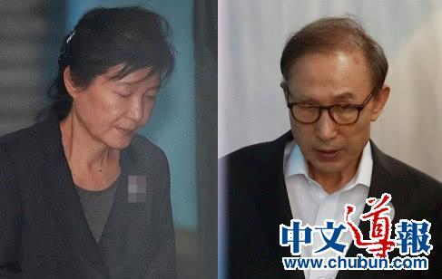 朴槿惠李明博双双狱中受审 韩国总理:我也心痛