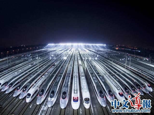 中国高铁里程将突破3.5万公里,占全球2/3!