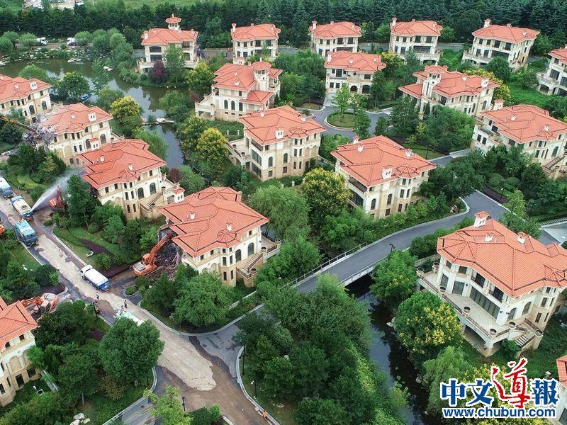 秦岭别墅真相惊人 习近平6次批示令西安官场地震