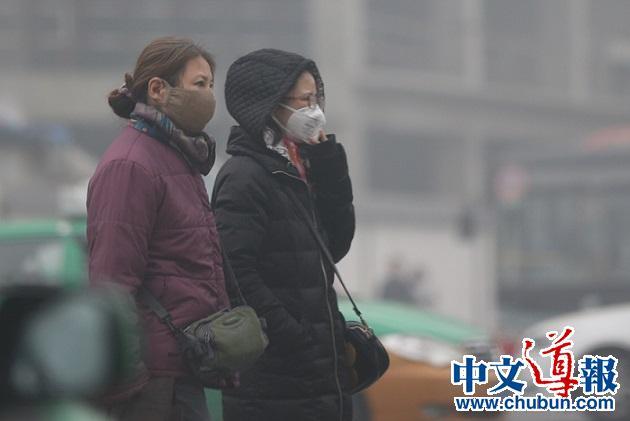 在日华人对比日本感受雾霾之害