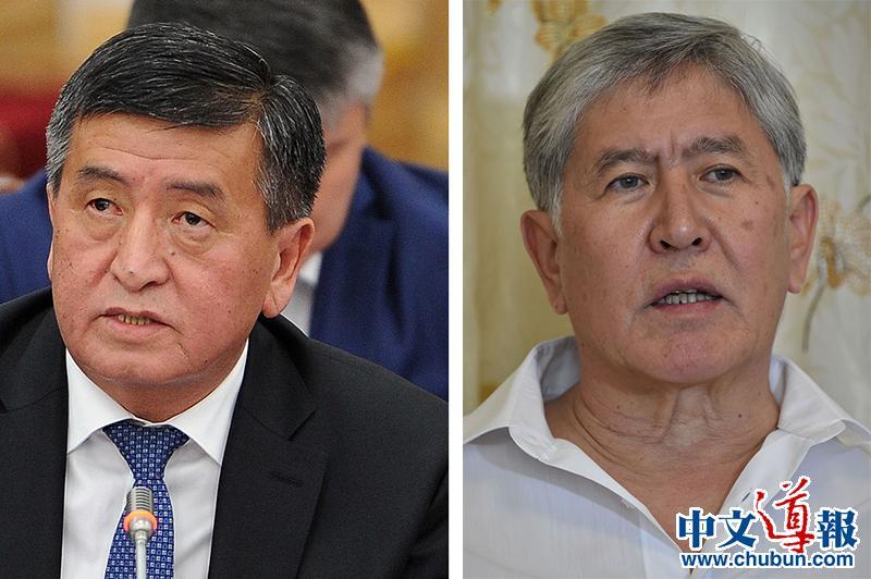 抓捕前总统的24小时 吉尔吉斯斯坦发生了什么?