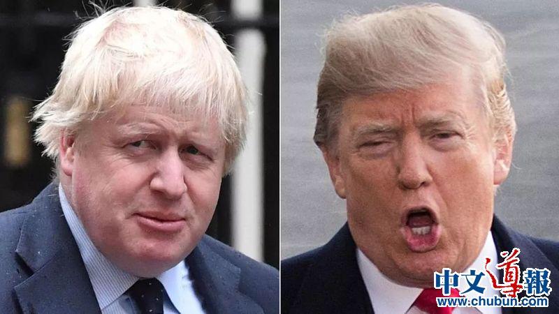 英国驻美大使密电公开:特朗普无能,白宫械斗