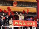 天地豪情 盛世大典 ——来自北京天安门观礼台的报告