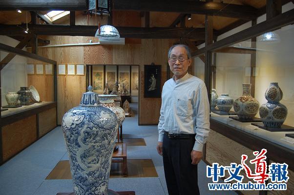 宋竹仙收藏展示中国陶瓷史精彩