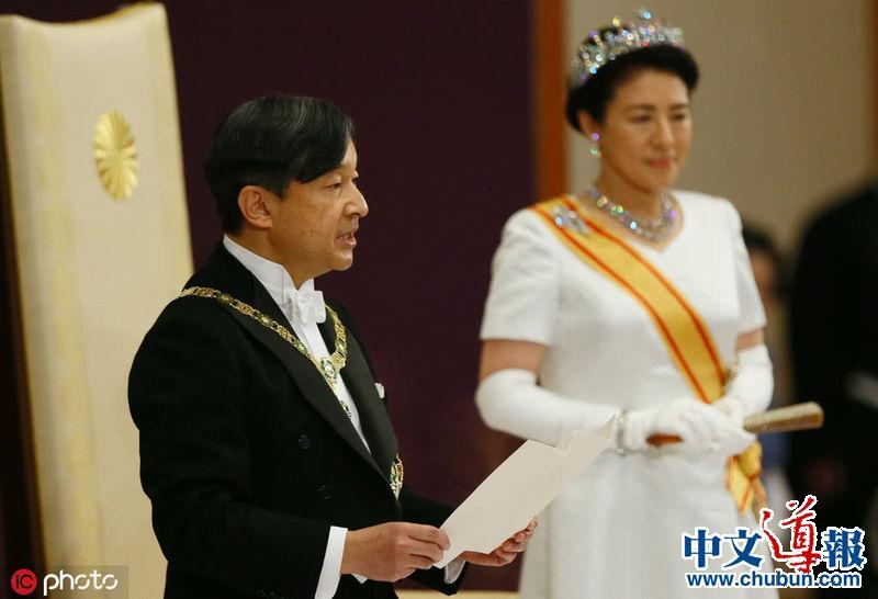 日本新天皇德仁即位 习近平致电祝贺