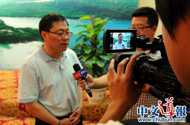 永州书记陈文浩:保护生态是底线