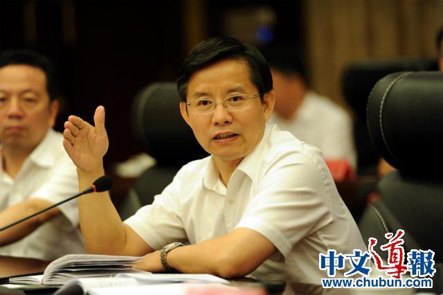 郴州市长瞿海:建设国际化现代城市