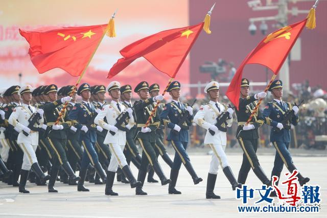 建国70周年国庆大阅兵,留给中国的五大启示