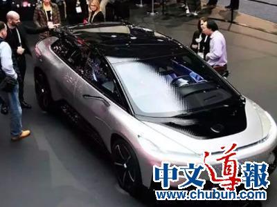 FF 91抵达北京,为国产做准备,贾跃亭要归来了?