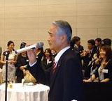 中国商务人士忘年聚会持续13年