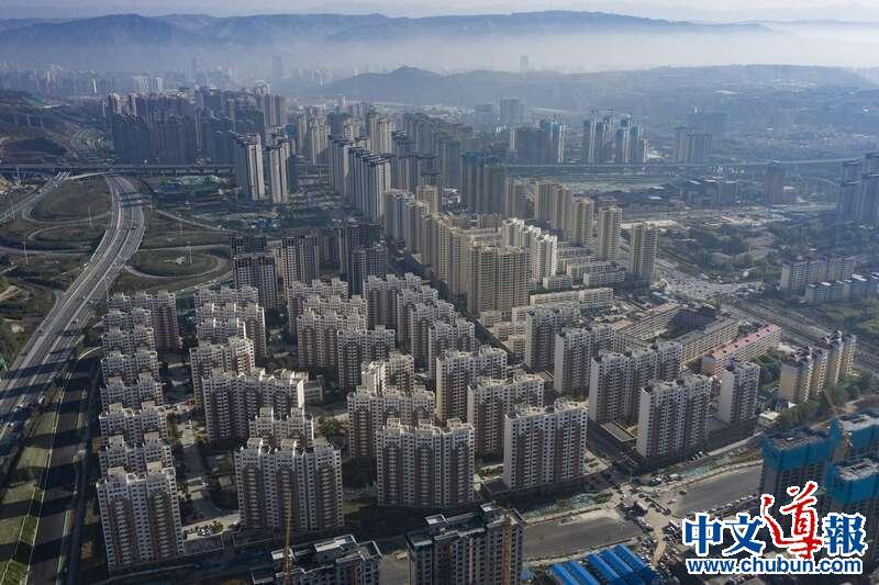 中国房地产开发商背负5万亿美元巨额债务