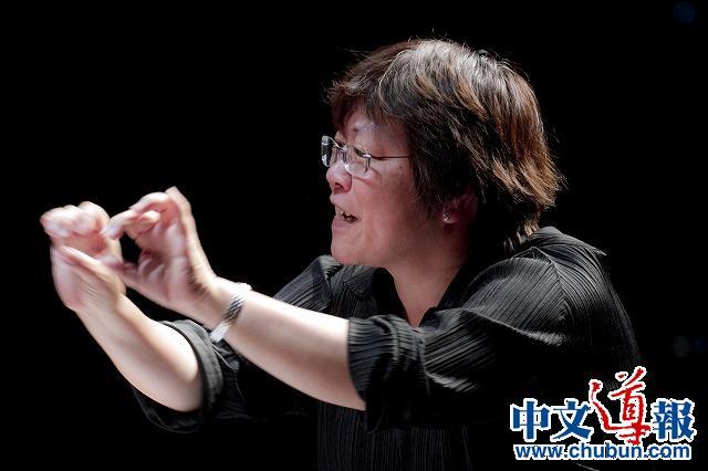 国乐指挥孟美英率九歌民族管弦乐团来日献演