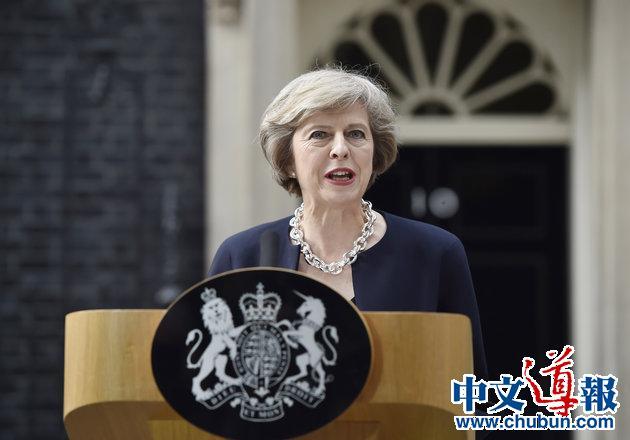 """英首相炮轰普京""""干预欧洲大选"""":你不会成功的"""