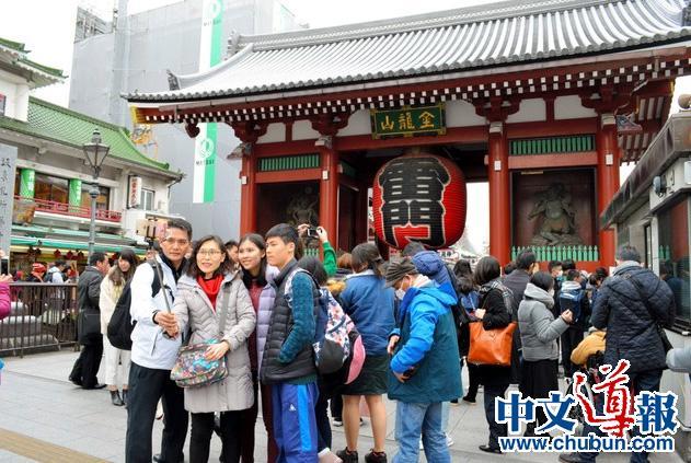 8月访日游客翻转微跌: 韩国腰斩中国坚挺
