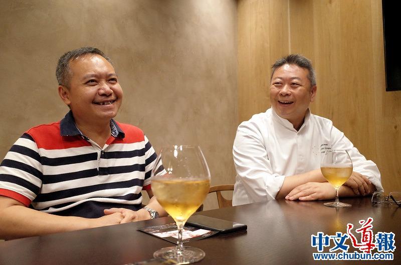 酱油美味结良缘:中日名厨对话珍馐百味
