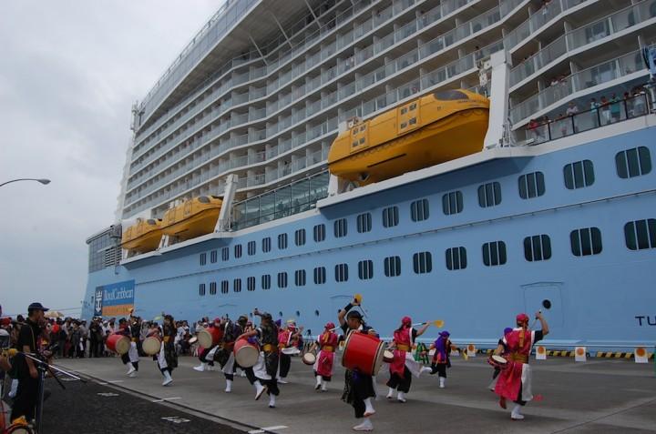 拓展邮轮经济 日本大力改造港口