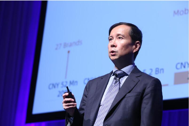 阿里巴巴CEO张勇:新零售助日企开拓中国市场