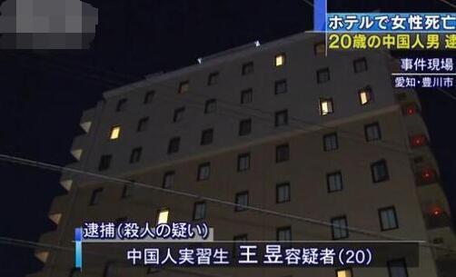 杀害前女友中国籍技能实习生被判11年