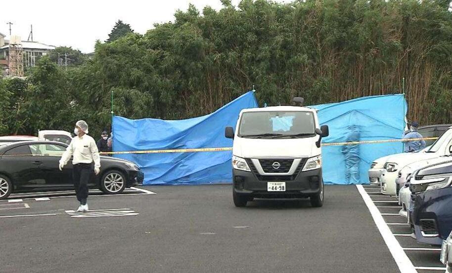 神奈川停车场发现一名中国女性遗体