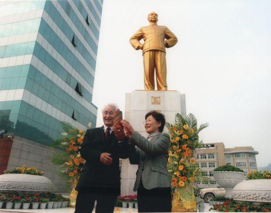 日本乒乓国手松崎君代和周恩来总理的友情