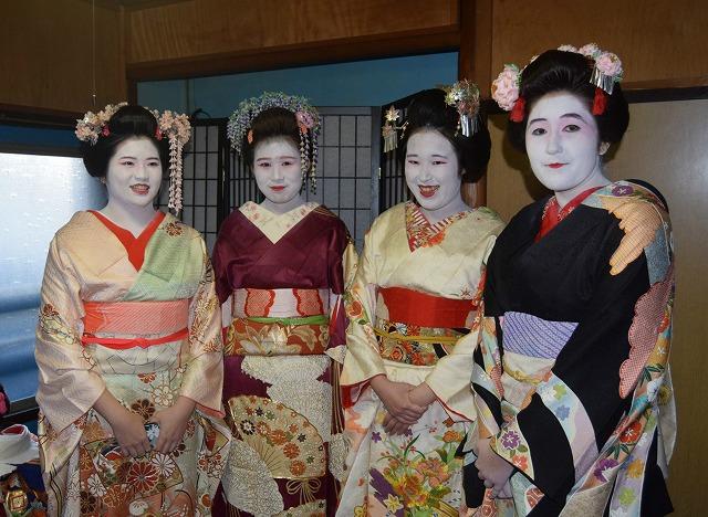 hangyoku henshin geisha culture
